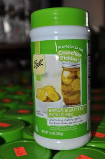 Bread and Butter Pickle Mix