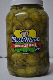 Sliced Pickles