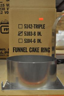 Funnel Cake Ring