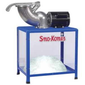 Shaved Ice Machine