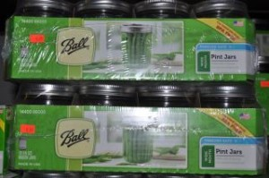 Wide Mouth Pint Jars Freezer Safe