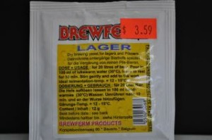Brew Lager Yeast