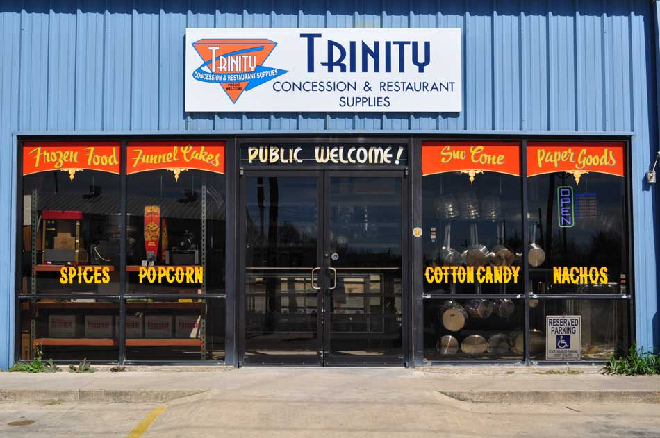 Trinity Concession and Restaurant Supplies